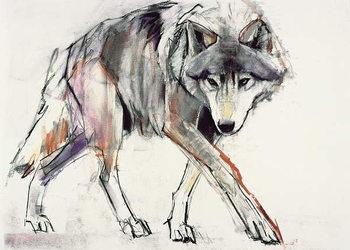Fine Art Print Wolf