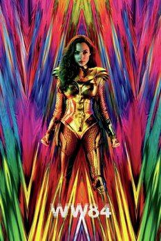 Impressão de arte Wonder Woman - Teaser