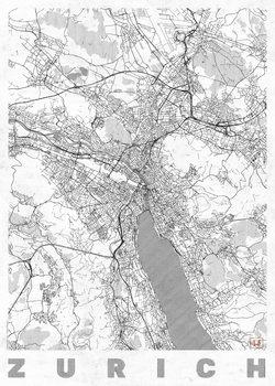 Map Zurich