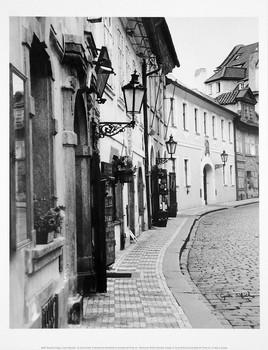 Impressão artística Beautiful Prague