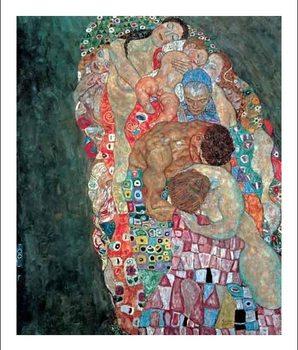 Impressão artística Death and Life (part)