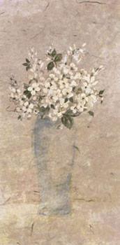 Impressão artística Floral Mystique l