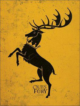 Arte Game of Thrones - Baratheon