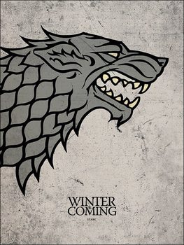 Arte Game of Thrones - Stark
