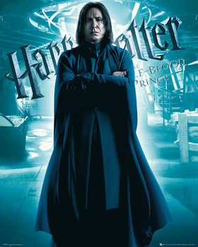 Impressão artística Harry Potter and the Deathly Hallows Part 1 - Severus Snape