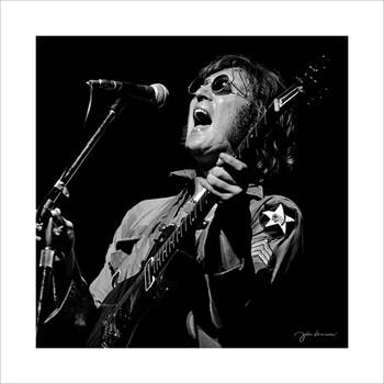 Impressão artística John Lennon - Concert