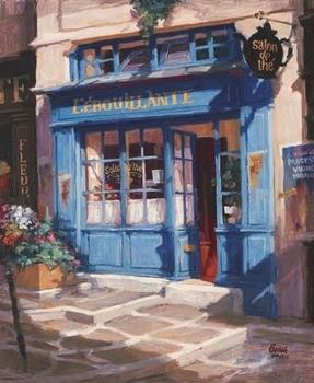 Impressão artística Le Petit The, Paris