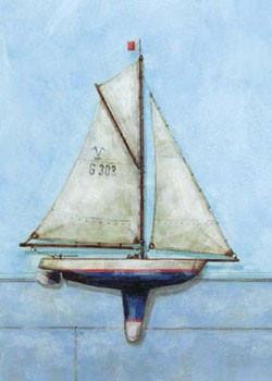Arte Model Boat
