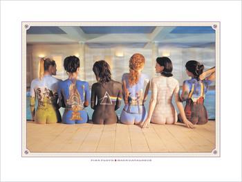 Impressão artística Pink Floyd
