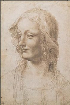 Arte Portrait of a Woman - Busto Di Donna