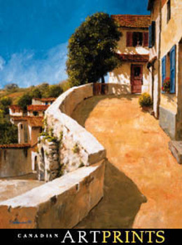 Impressão artística Provence