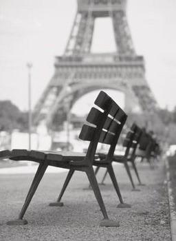Impressão artística Rendezvous A Paris