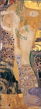 Impressão artística Water Serpents