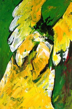 Reprodução do quadro Angel of Delight, 2010