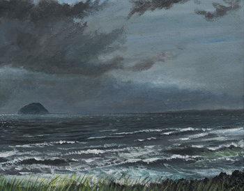 Reprodução do quadro Approaching Storm, 2007,