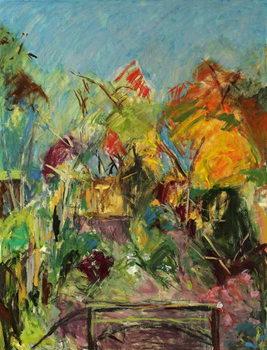 Reprodução do quadro Autumn- Bright day,