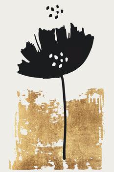 Ilustração Black Poppy