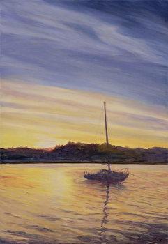 Reprodução do quadro Boat at Rest, 2002