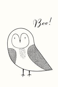 Ilustração Boo
