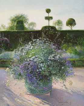 Reprodução do quadro Centrepiece, 1995