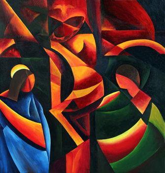 Reprodução do quadro Christ - Last breath, 2008