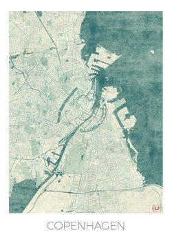 Mapa de Copenhagen
