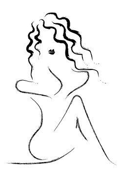 Ilustração Femine