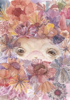 Ilustração Flower