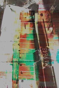 Reprodução do quadro Grunge