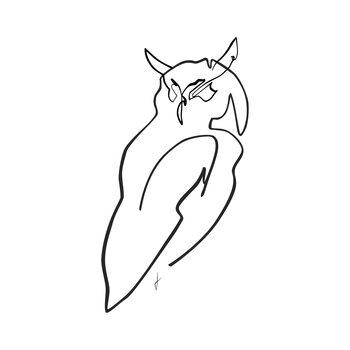 Ilustração Gulo
