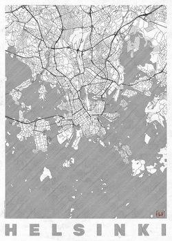 Mapa de Helsinki