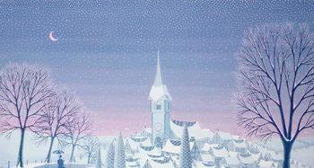 Reprodução do quadro Henri's winter innocence