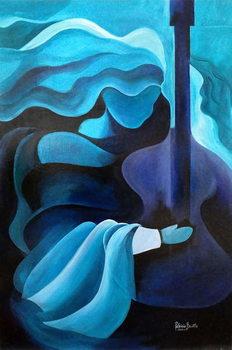 Reprodução do quadro I hear music in the air, 2010