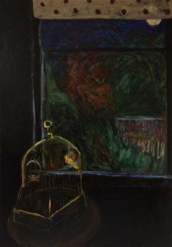 Reprodução do quadro In the Night