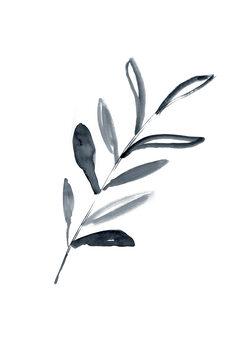 Ilustração Inky sprig