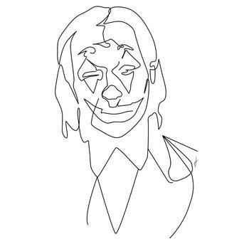 Ilustração Joker
