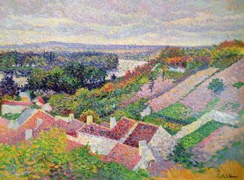 Reprodução do quadro Landscape