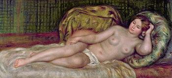 Reprodução do quadro Large Nude, 1907