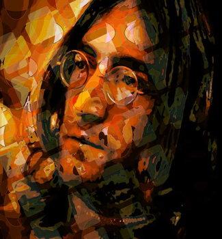 Reprodução do quadro Lennon, 2012