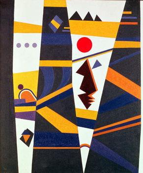 Reprodução do quadro Liaison, 1932