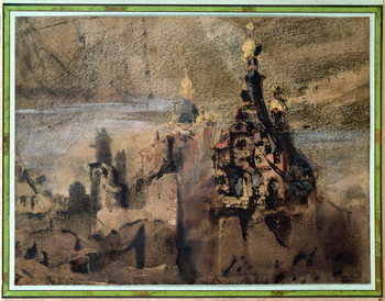 Reprodução do quadro Memory of Spain, 1850