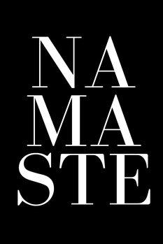 Ilustração Namaste