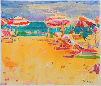 Reprodução do quadro Ocean Beach