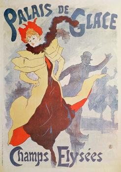 Reprodução do quadro Palais de Glace - Champs Elysees