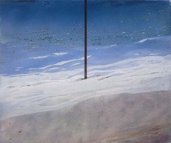 Reprodução do quadro Passage, 2009,