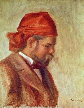 Reprodução do quadro Portrait of Ambroise Vollard (1868-1939)