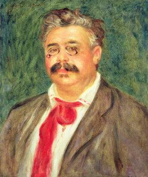 Reprodução do quadro Portrait of Wilhelm Muhlfeld, 1910