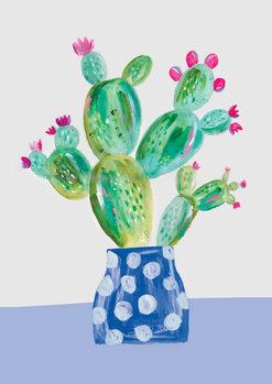Ilustração Prickly pear