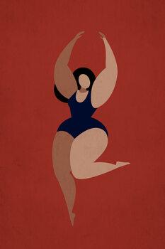Ilustração Prima Ballerina