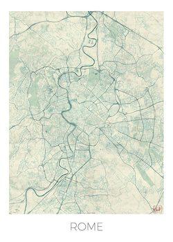 Mapa de Rome